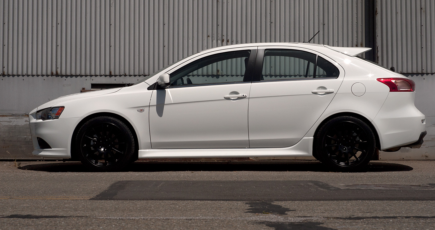 Project: 2010 Ralliart Sportback - EvolutionM - Mitsubishi
