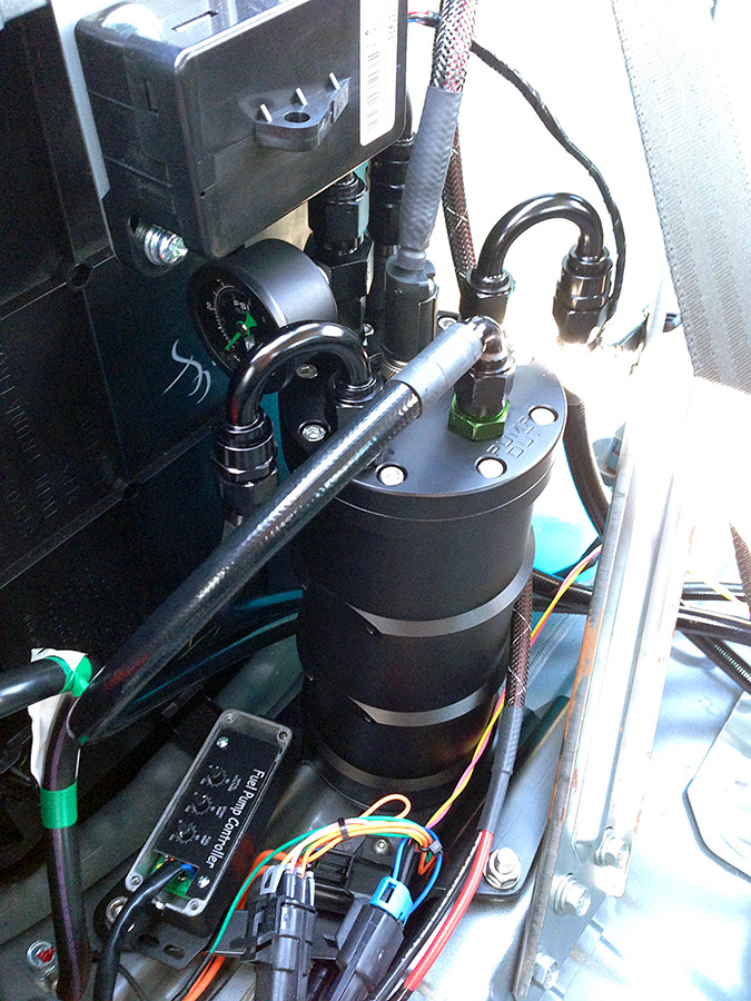 Surgetank Final on 2003 Mitsubishi Lancer Starter Location